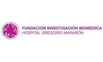 Logotipo Fundación Investigación Biomédica Hospital Gregorio Marañon