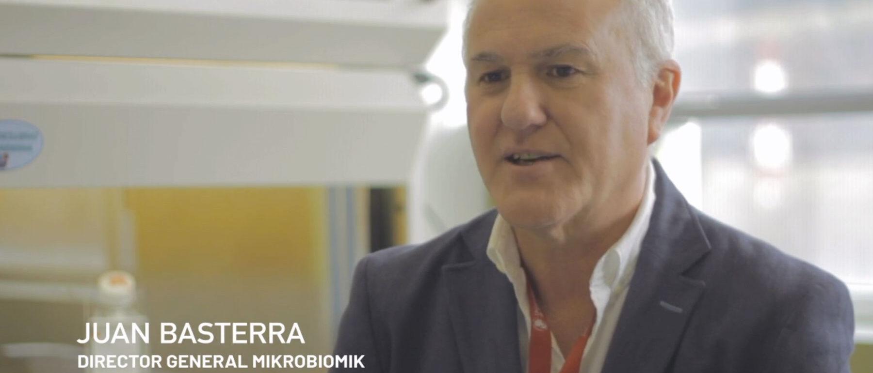 Video Mikrobiomik Juan Basterra